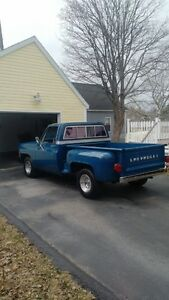 great truck  1979 swb