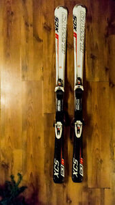 Skis Blizzard XCS 153 - 300$