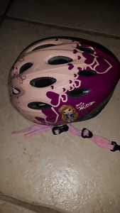 YOUTH Girls Bratz Bike Helmet 51-54cm