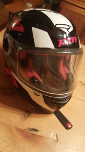 Girls FXR Helmet