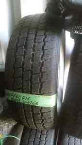 205/60R16 winter tires x4