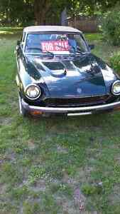 1980 Fiat Other Spider 2000 Pininfarina Convertible