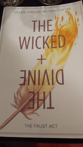 The Wicked + The Divine 1st trade Image comics