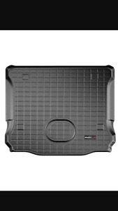 Weathertech cargo liner Jeep Wrangler Unlimited