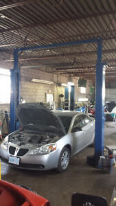 RENT A SHOP FOR YOUR CAR PROJECTS