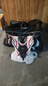 Goalie chest protector Jr-small
