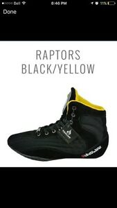 Raptor lifting shoes from Ryder wear