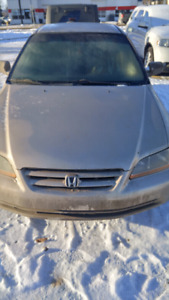 2001 Honda Accord....Reasonable Offers ONLY