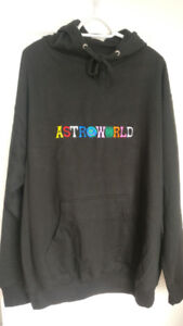 "Astroworld ""Wish You Were Here"" Hoodie - Size XL"