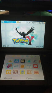 Nintendo 3DS XL - Hardly Used - With 2 Games