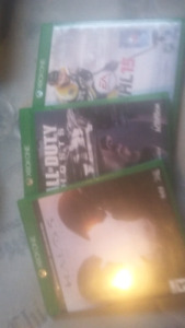 Xbox One Games!