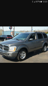 2006 Dodge Durango Ltd VUS