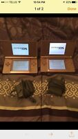 2 ds lites and games for sale or trade