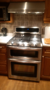 KitchenAid Double Oven