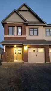 BRAND NEW TOWNHOME IN KANATA - 3BEDROOM END UNIT - AVAIL OCT15th