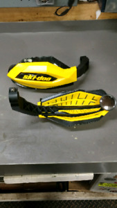 Windshield and handguards for sale