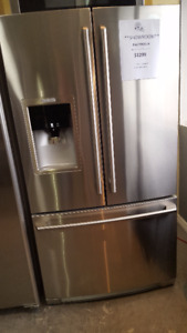 "Samsung 4 Door Fridge 36"" Stainless Steel Fridge Electrolux 36"""