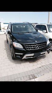 2012 Mercedes-Benz M-Class BT 350 AMG Package SUV, Crossover