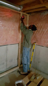 Renovations and General contracting.
