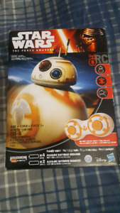 Star Wars the Force Awakens - Remote Control BB-8 Droid