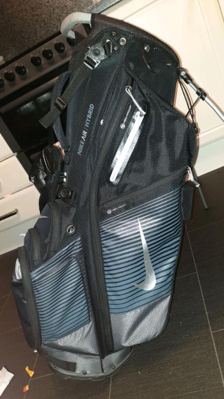 Nike golf stand bag | in Southside, Glasgow | Gumtree
