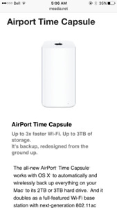 Apple Storage Capsule