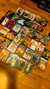 HUGE LOT DVDS MOVIES 47
