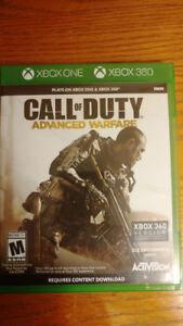 XBOX Call of Duty Advanced Warfare