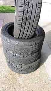MINERVA REDAIL F1O5 TIRES 215/45/17 Kitchener / Waterloo Kitchener Area image 2