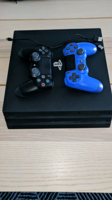 Playstation PS4 Pro 1TB 5 05 firmware jailbreak available