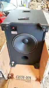 Rodgers SW 7.5 Tone Cabinet