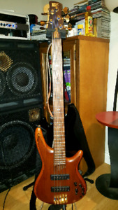 Ibanez SR 1205 5 string bass for sale