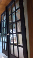 Nice vintage french doors for sale