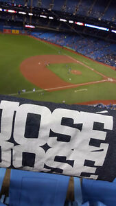 "SELLING: Blue Jays ""Jose Bautista"" Giveaway T-Shirt - Large"