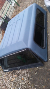 Reduced Truck topper