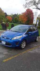 2011 Ford Fiesta Hatchback excellent condition only 5995