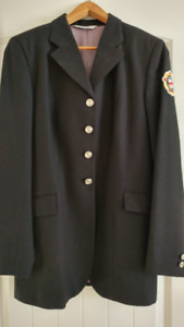 The Elite Girl's Equestrian Show Jacket