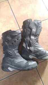 Nitro racing boots size 7