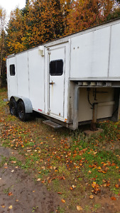 5th Wheel Cargo Trailer for sale