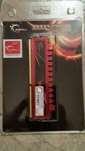 G Skill Ripjaws desktop ram 4GB brand new DDR3-1066 PC3-8500