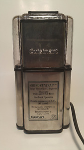 Cuisinart DCG-12BCC Grind Central Coffee Grinder