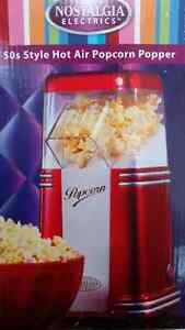 Vintage - 50's Style - Hot Air Popcorn Popper