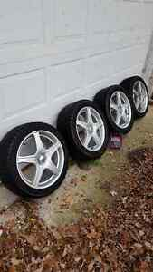 ***Winter is Coming...Soon*** Winter Tires and Rims Set for Sale