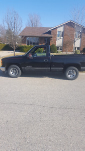 1997 GMC regular cab short box