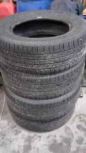 4  255/65R18 Michelin  Latitude