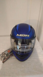 unique treasures house, motorcycle helmet NEW