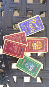 Harry Potter and the Sorcerers Stone Quidditch Card Game