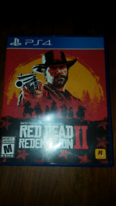 Red dead redemption 2 (used)