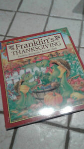 Lot of 4 Franklin books - mint in shrinkwrap