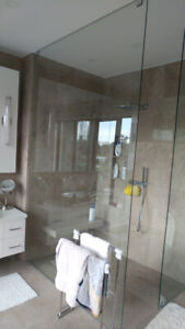 Glass installer, For all your Glass Needs, Frameless Shower Etc.